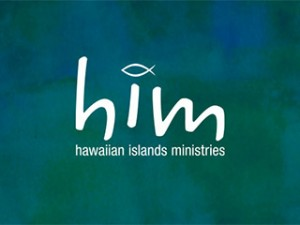 Penners speaking at Hawaiian Islands Ministry