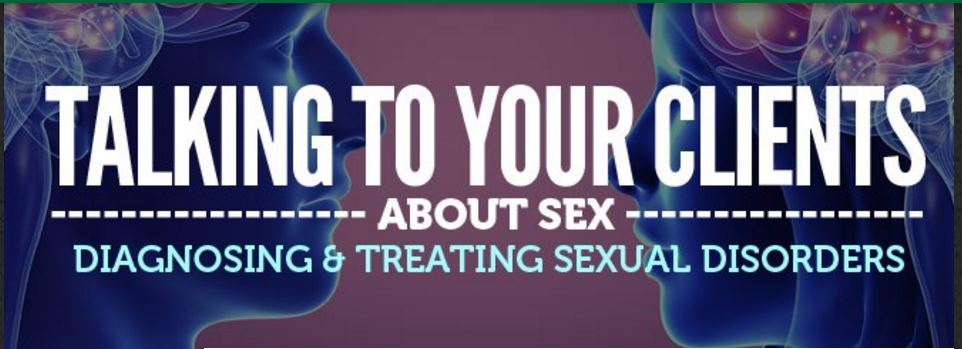 Talking to your clients about sex logo