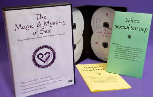 DVD: The Magic And Mystery Of Sex