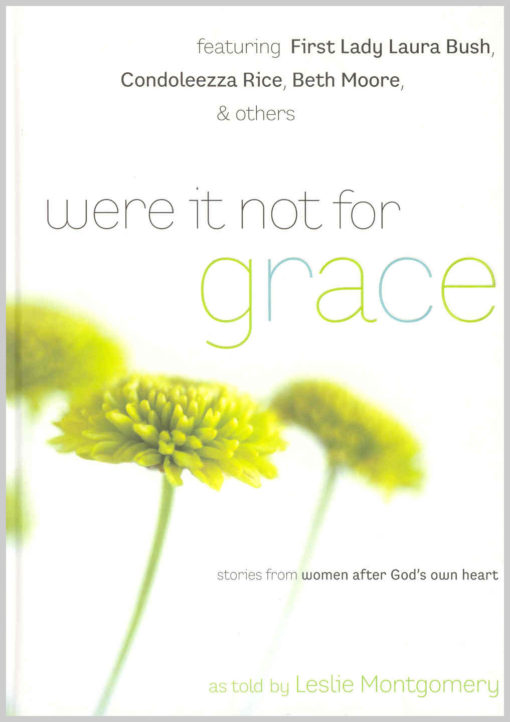 Were it Not for Grace